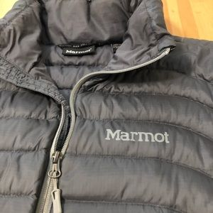 Men's Marmot Tullus Down Jacket Sz S EUC